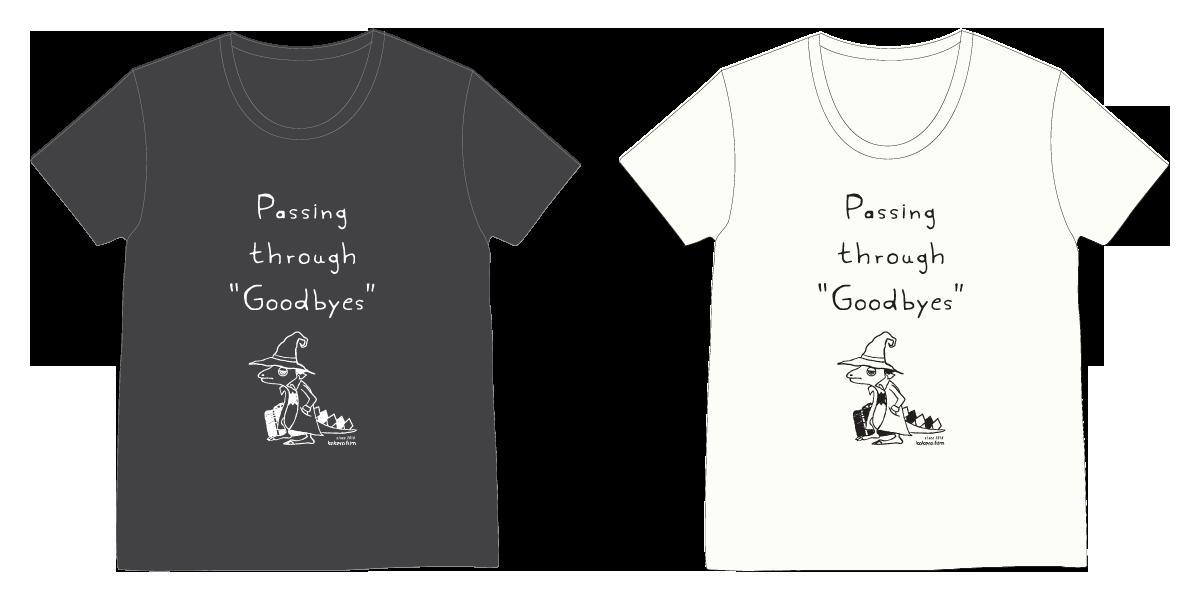 『かけらフィルム Tシャツ(XS・Sのみ)』